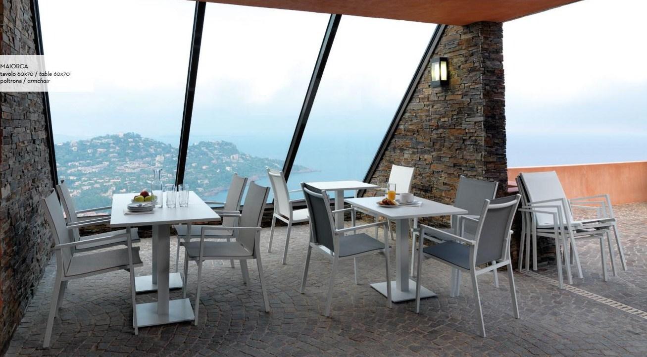 La tartaruga tavoli e sedie da bar la tartaruga - Panche e tavoli da esterno ...