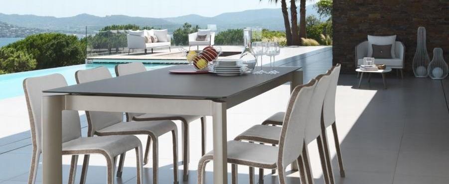 La tartaruga la tartaruga tavoli e sedie da esterno for Tavoli e sedie per giardino