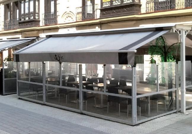 La tartaruga paraventi modulari la tartaruga for Arredi esterni per bar e ristoranti