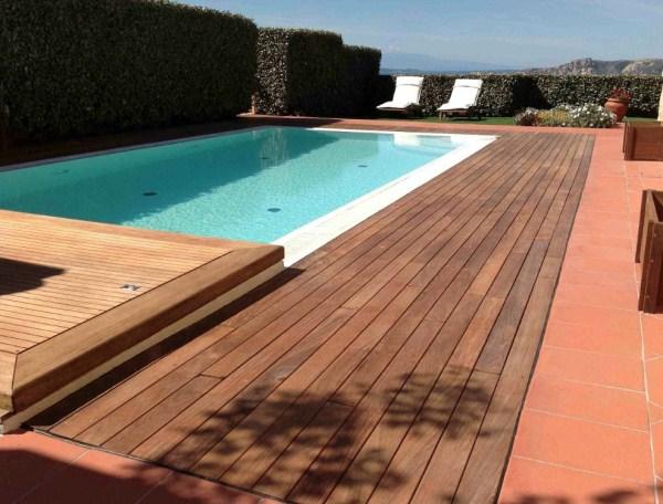 La tartaruga pavimentazioni da esterno la tartaruga - Pavimenti bordo piscina in legno ...