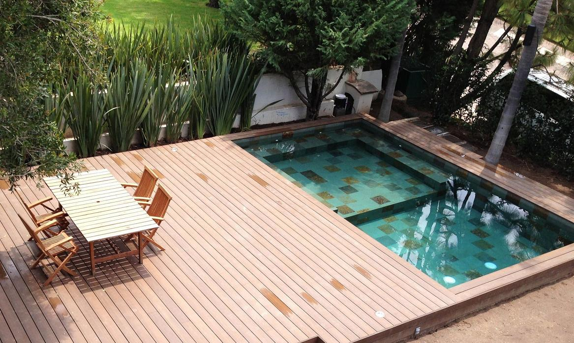 La tartaruga pavimentazioni da esterno la tartaruga for Bordo piscina legno