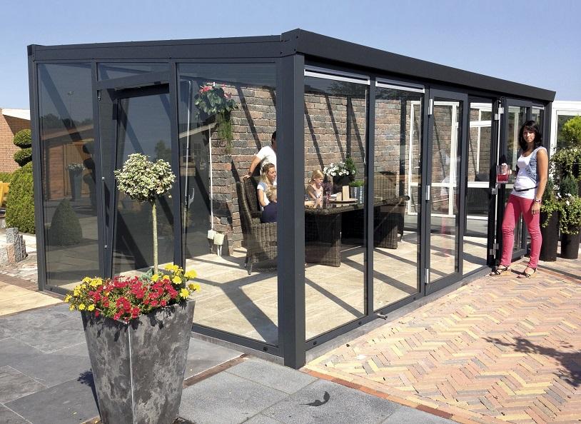 Top veranda in vetro with verande chiuse con vetrate for Piani di veranda chiusa gratis
